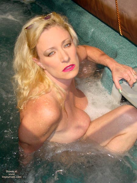 Pic #3 - Ashley In The Spa