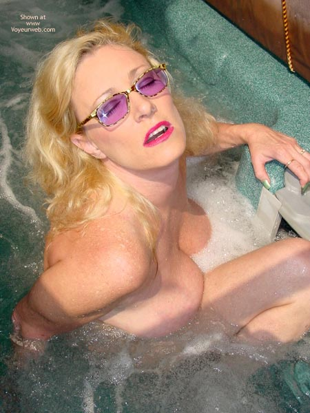 Pic #5 - Ashley In The Spa