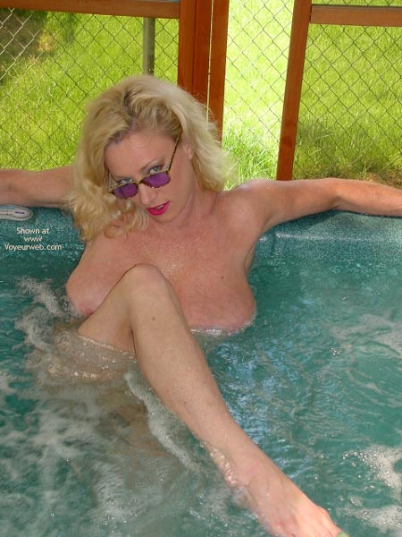 Pic #6 - Ashley In The Spa