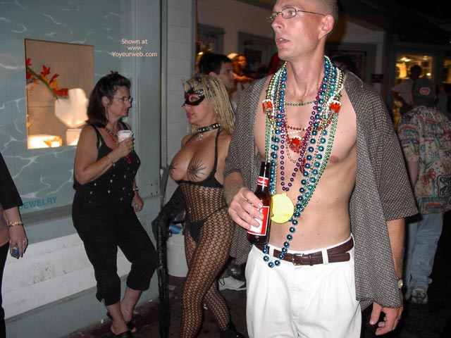 Pic #4 - Key West Fantasy Fest 2002 22