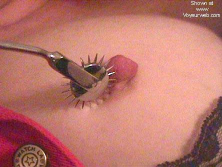 Pic #8 - More Nipple Fetish Garage