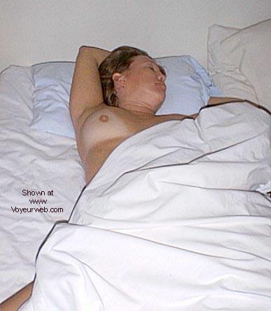 Pic #1 - Sleeping