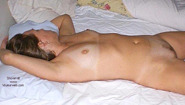 Pic #7 - Sleeping