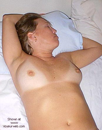 Pic #8 - Sleeping