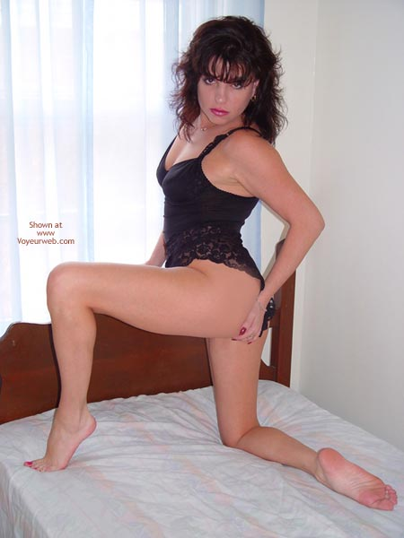 Pic #1 - Cherokee Black Teddy Seduction 2