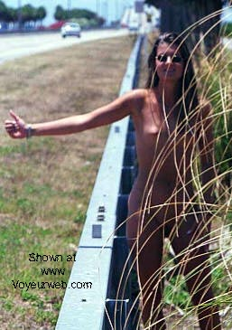 Pic #6 - Beach Girl 2-Roadside Pt. 2