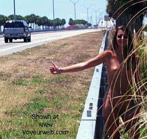 Pic #7 - Beach Girl 2-Roadside Pt. 2