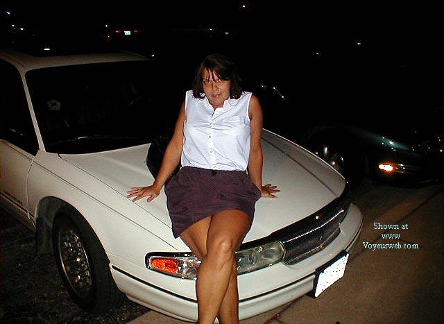 Pic #8 - my wife Lacee, random shots