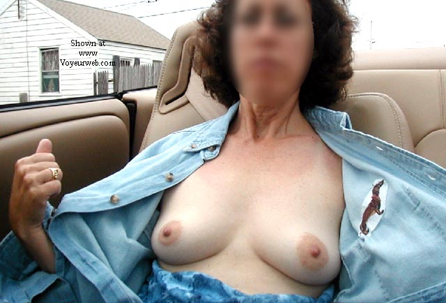 Pic #5 - Northeast Wife - Flashing Provincetown