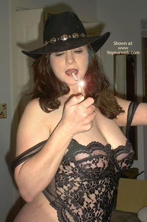 Pic #7 - Definite Hattitude!