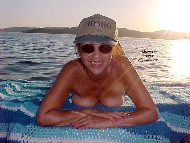 Pic #3 - Varvara's boat trip