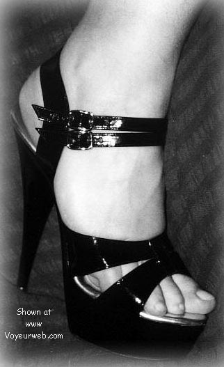 Pic #1 - D - Heels, Leather, Chains