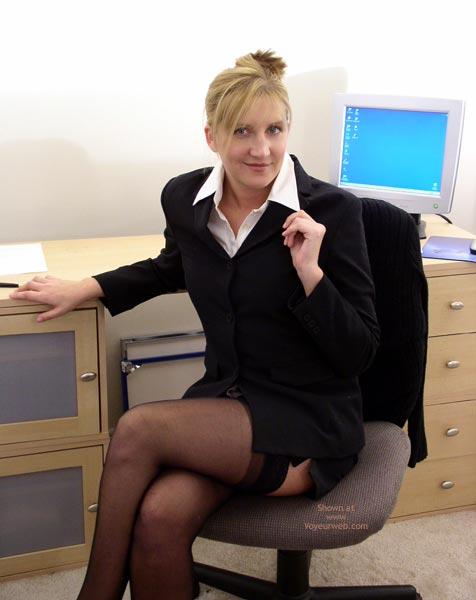 Pic #1 - Secretary Fantasy