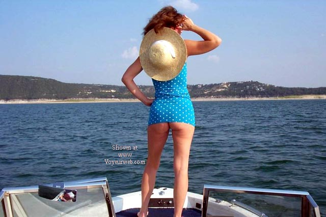 Pic #1 - Denise uncovered 3 - Adventures at Lake Travis