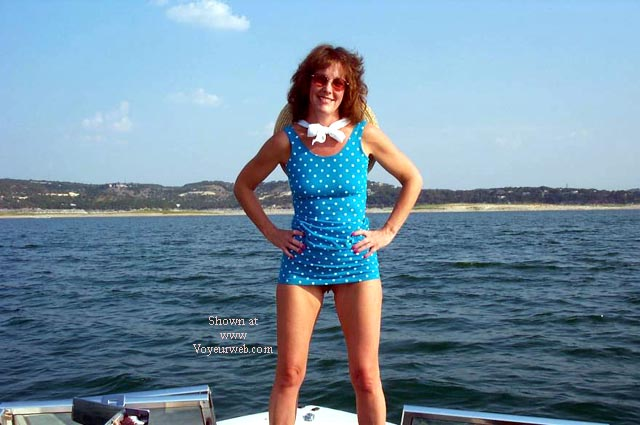 Pic #2 - Denise uncovered 3 - Adventures at Lake Travis