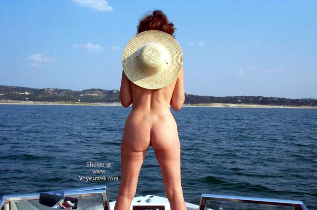 Pic #3 - Denise uncovered 3 - Adventures at Lake Travis
