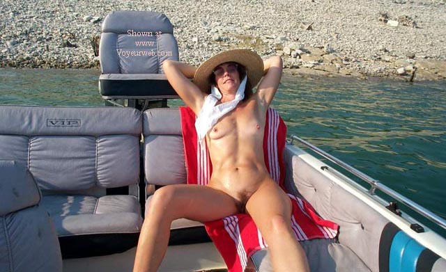 Pic #4 - Denise uncovered 3 - Adventures at Lake Travis