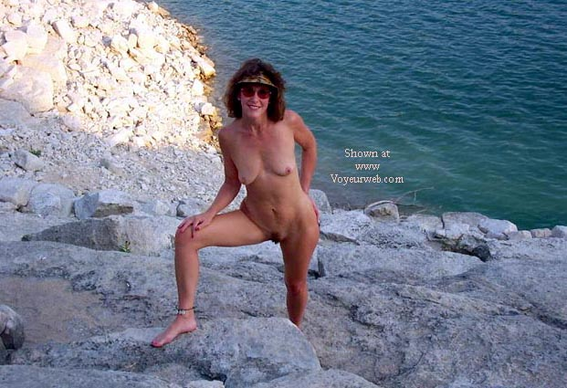 Pic #8 - Denise uncovered 3 - Adventures at Lake Travis