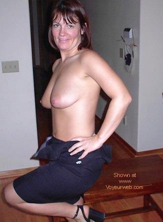 Pic #1 - Tami in Black Dress