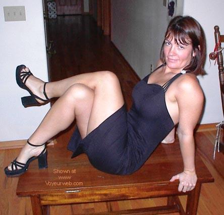 Pic #3 - Tami in Black Dress