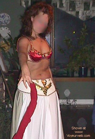 Pic #3 - Belly Dancing (BLUR)
