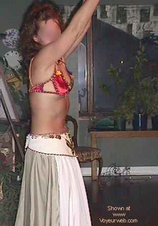 Pic #4 - Belly Dancing (BLUR)