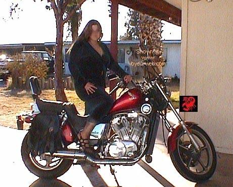 Pic #2 - Scorpio's Bike Buddy