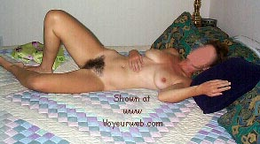 Pic #1 - Hairy Wife Pt. 4