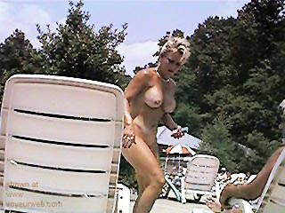 Pic #6 - First      Time Nude