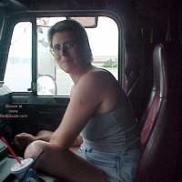 Truckers Wife Unloads