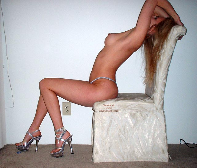 Pic #6 - Silver And Heels