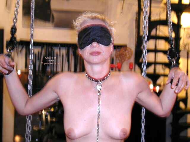 Pic #3 - A Real Slave Slut