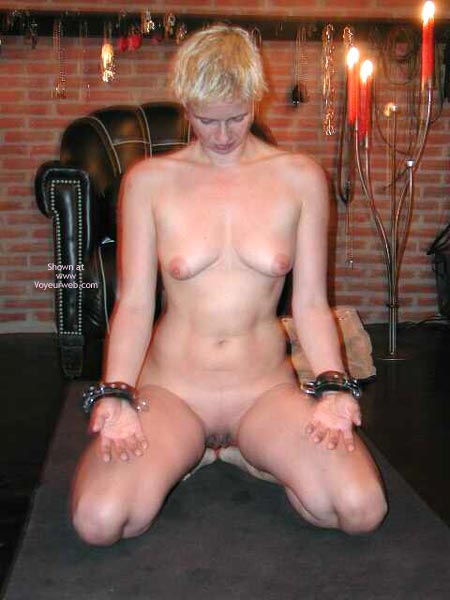 Pic #8 - A Real Slave Slut