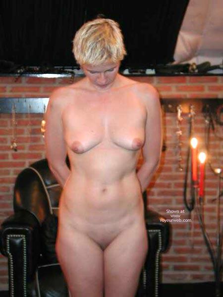 Pic #9 - A Real Slave Slut