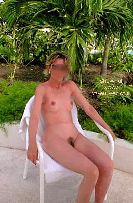 Pic #2 - Naked Vacation Couple