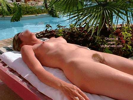 Pic #3 - Naked Vacation Couple
