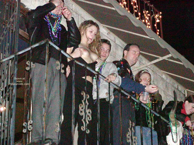 Pic #5 - Unsaid'S Austin Mardi Gras 2003 1