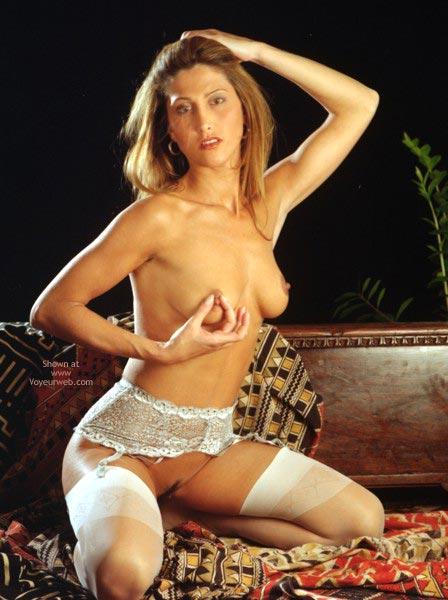 Pic #3 - *BO Nanà. My hot body in white underwea