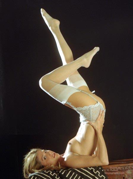 Pic #6 - *BO Nanà. My hot body in white underwea