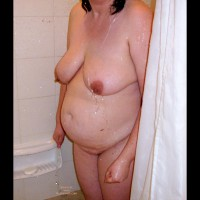 Showering Wife