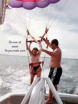 Pic #6 - Parasailing in the Keys