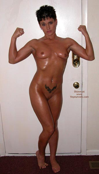Pic #1 - Small Breasts - Small Breasts, Tattoo , Small Breasts, Hardbody, Strong Woman, Nude Tattoo, Oiled Muscles, Oiled Tits, Atheletic Breasts