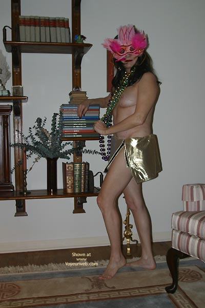 Pic #3 - Mardi Gras Outfit