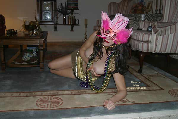 Pic #6 - Mardi Gras Outfit