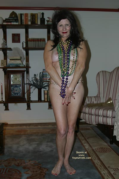 Pic #8 - Mardi Gras Outfit