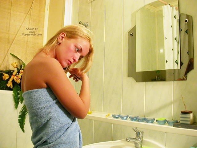 Pic #1 - Helena In The Washroom ( 2nd Contri)