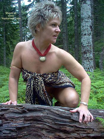 Pic #3 - Angelique: Tigress In The Woods