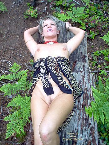 Pic #7 - Angelique: Tigress In The Woods