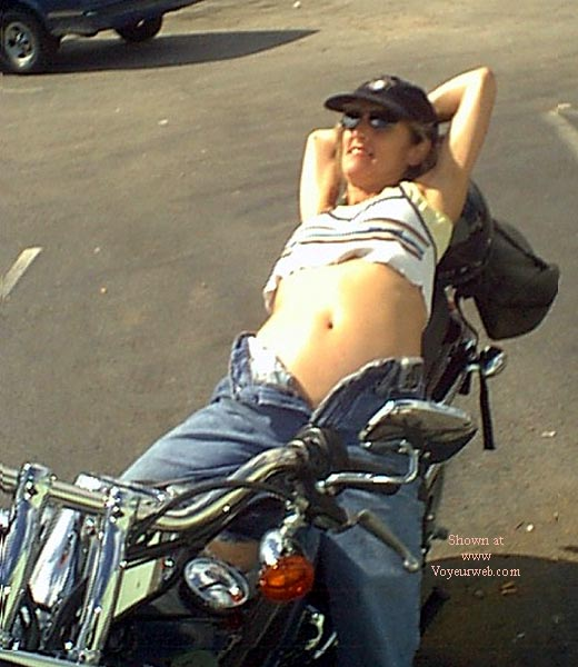 Pic #4 - BIKER BABES ARE THE BEST