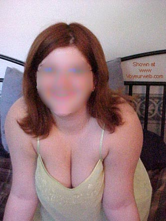 Pic #4 - husband's and my first time